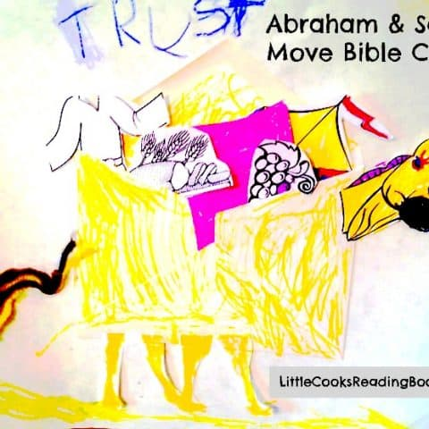 Abram coloring page | Abraham bible crafts, Sunday school coloring ... | 480x480
