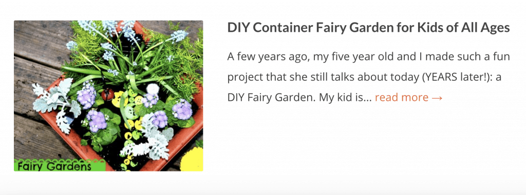 How to Make a DIY Container Fairy Garden fairy garden with different flowers in a container