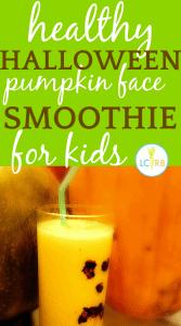Halloween Drinks Healthy Halloween Smoothie Recipe