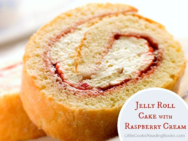 How To Make a Jelly Roll Recipe Cake