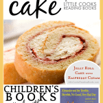 Jelly Roll Cake Recipe Paired With Alexander Terrible Horrible Day Children's Book