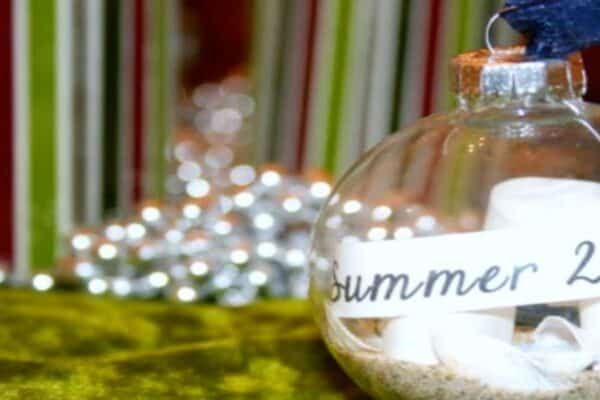 Christmas tree decorations for kids to make