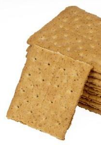How to Make Smores Graham Crackers