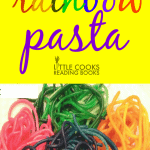 Noahs Ark Rainbow Pasta