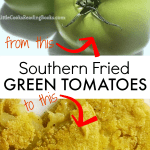 Southern Fried Green Tomatoes Recipe