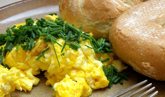 Best Scrambled Eggs Recipe