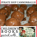 Brownie Bites Pirate Cannonballs