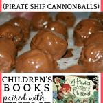 Brownie Bites Pirate Cannonballs