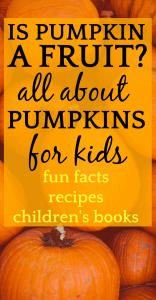 Is Pumpkin A Fruit? All About Pumpkins For Kids