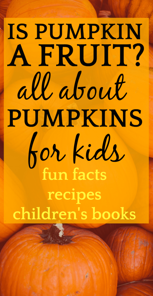 Is Pumpkin A Fruit? Learning About Pumpkins and Pumpkin Recipes for Kids