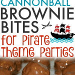 Pirate Brownie Bites Recipes