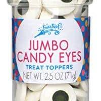 Jumbo Candy Eyes