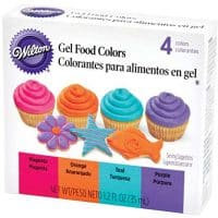 Purple Food Coloring Gel