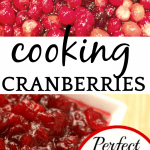 Best Ever Easy Cranberry Sauce Recipe