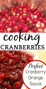 Best Ever Easy Cranberry Sauce Recipe