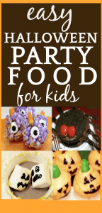 9 Easy and Fun Halloween Party Food for Kids