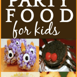 9 Easy Halloween Party Food Treats for Kids