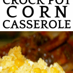 Corn Casserole Recipe in a Crockpot