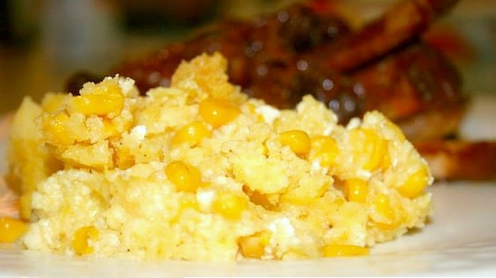 Easy Corn Casserole Recipe in a Crockpot