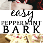 Easy Peppermint Bark Recipe