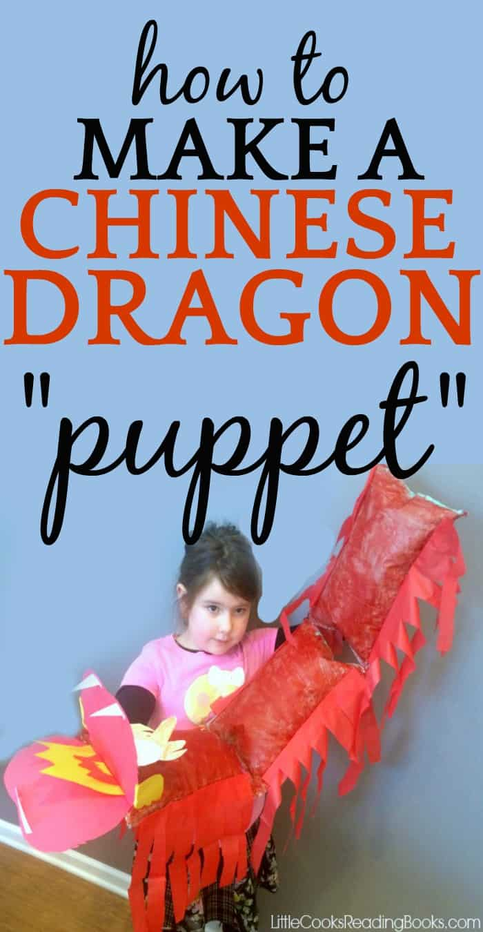 Easy Chinese Dragon Craft for Chinese New Year and other festivals #chinesenewyear #chinesedragon #crafts