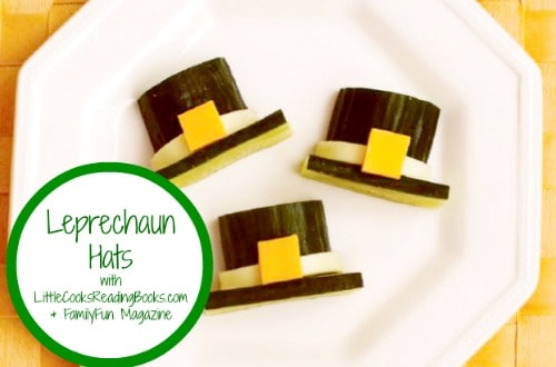 St Patrick's Day Treats Leprechaun Hats