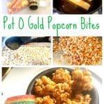 St Patricks Snacks Caramel Popcorn Balls Recipe
