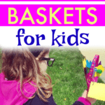 MAY DAY BASKETS IDEAS FOR KIDS