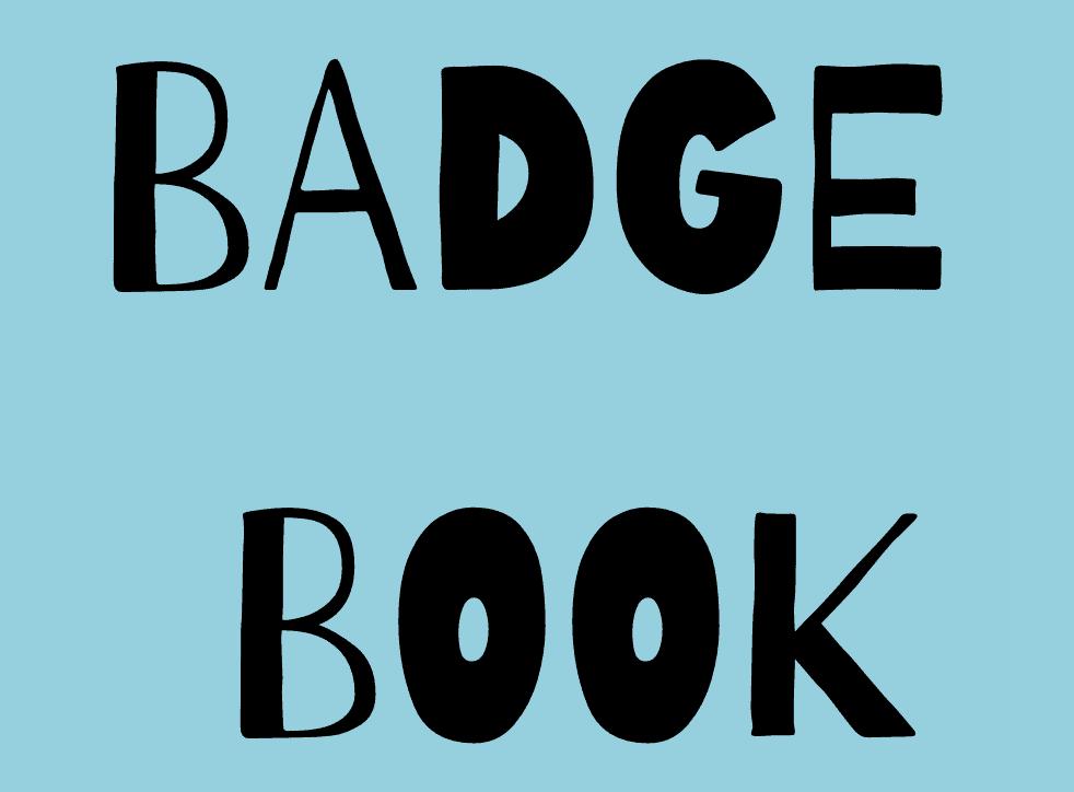 Badge Book