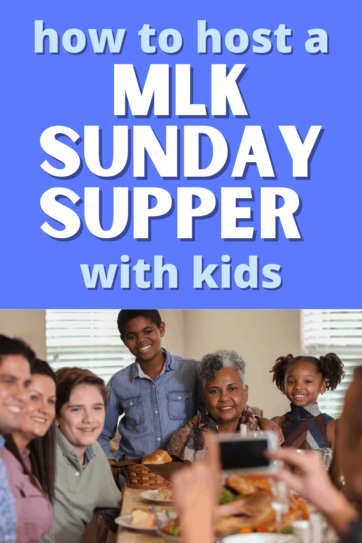 MLK ACTIVITIES FOR KIDS