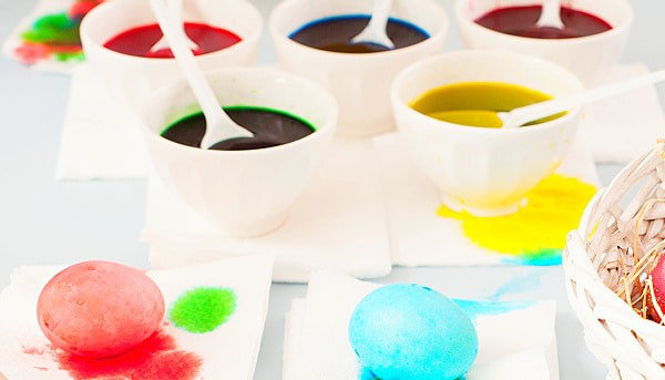 how to make food coloring colors