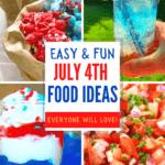 Easy July 4th Food Ideas