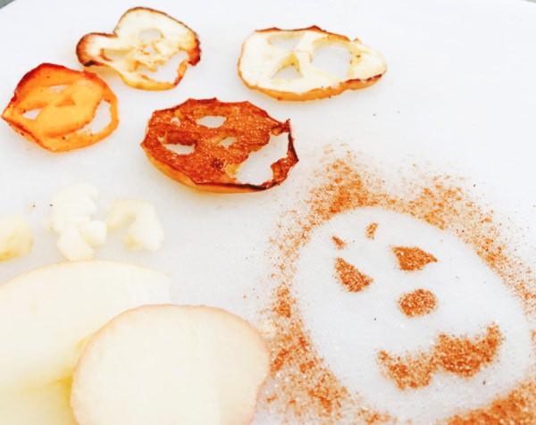 How to Make Creepy Halloween Treats Apples