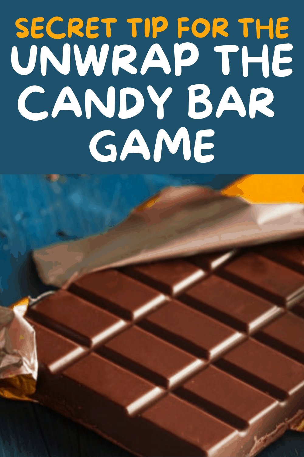 CANDY BAR GAME WITH DICE
