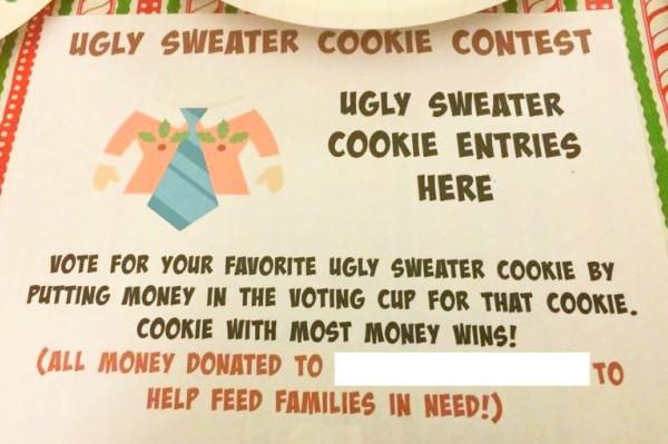 Christmas cookie swap rules