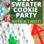 Ugly Sweater Cookie Decorating Party
